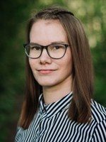 Aarnikoivu Melina, postdoctoral researcher