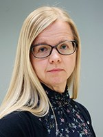 Pulkkinen Jonna, postdoctoral researcher