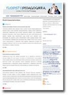 Yliopistopedagogiikka-lehti